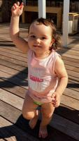 Silly Souls Shine On Tank Onesie for baby and toddler girls